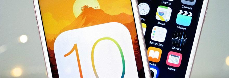 batterie iOS 7